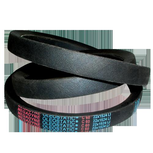 V-belts Rubber Wrapped OLEOSTATIC